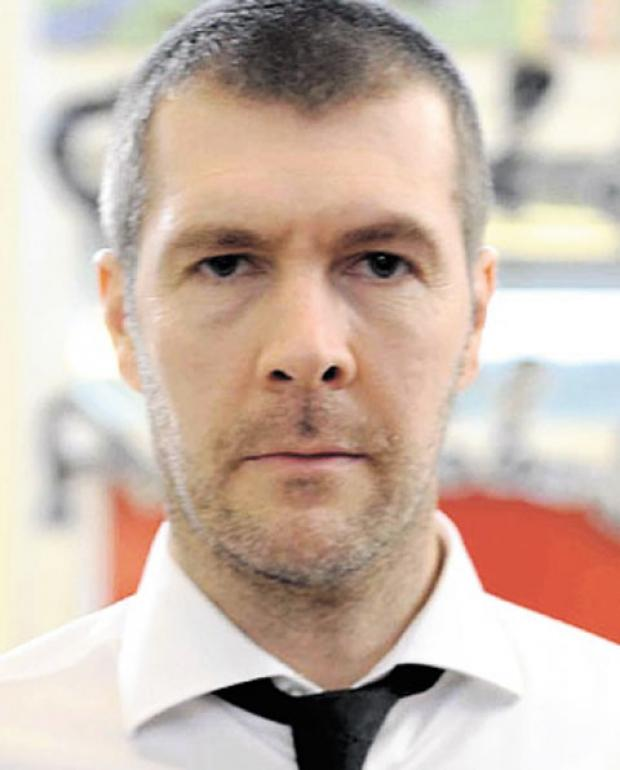 Rhod Gilbert's Work Experience up for BAFTA