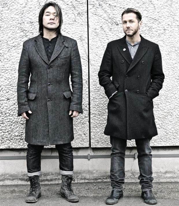 SATURDAY HEADLINERS: Feeder are performing at Ebbw Vale