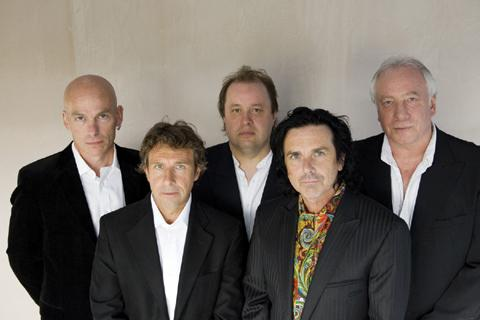 Marillion will play Cardiff on September 9