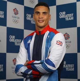 Anthony Ogogo, pictured, will visit his sick mother Teresa after defeating Junior Castillo