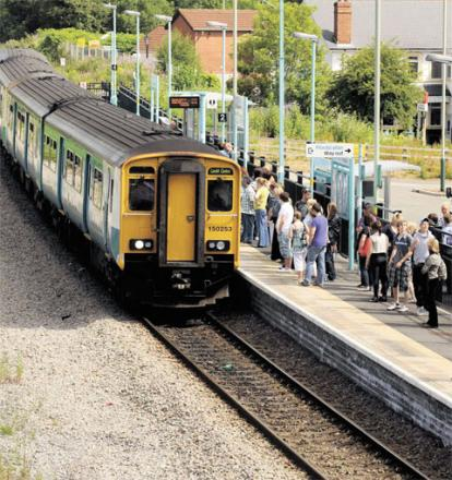 'No agreement' that Welsh Government should fund valleys rail electrification