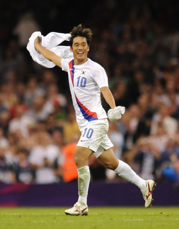 South Korea clinch football bronze in Cardiff