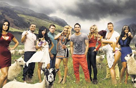 'HORRIFIC': The Valleys which starts tonight
