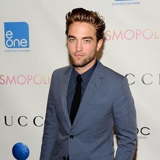 South Wales Argus: Robert Pattinson said his new film, Cosmopolis, was a gift