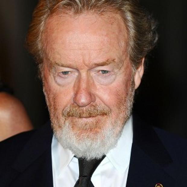 Ridley Scott has suspended filming on The Counsellor after the death of his brother Tony