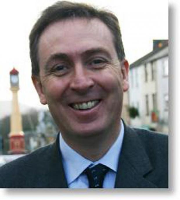 DIABETES DEBATE: Blaenau Gwent MP, Nick Smith