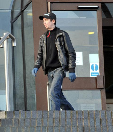 Kirk Fleming was jailed under tough new dangerous dog sentences