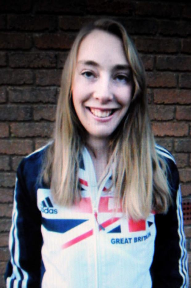 South Wales Argus: Paralympic sprinter overcomes the odds to compete