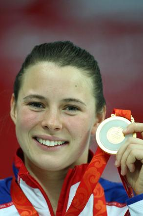 Newport's Liz Johnson was picked to take the athletes' oath at the opening ceremony of London's Paralympic Games