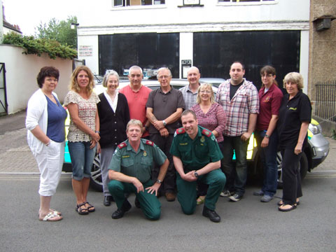 New frontline emergency crews trained