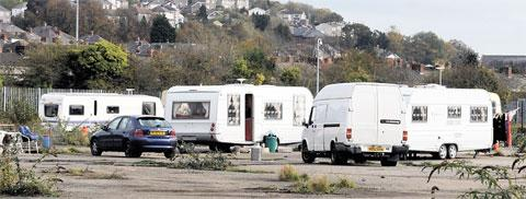 Newport gypsy scheme faces scrutiny