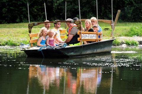 South Wales Argus: A boat trip at the heritage weekend
