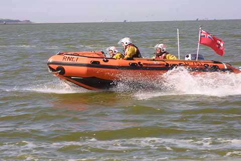 Newport man rescued by coastguards