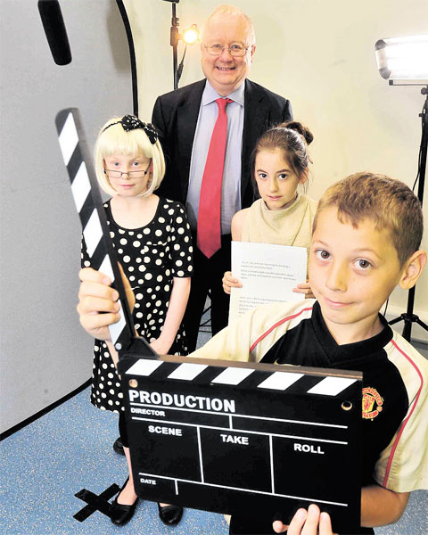 Blaenavon's new school opens doors