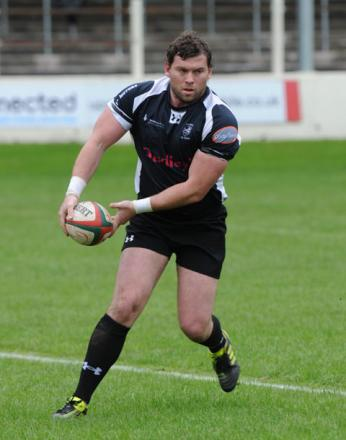 GOOD TO BE BACK: Keys hooker Garry Horrigan impressed on his return after a long lay-off through injury