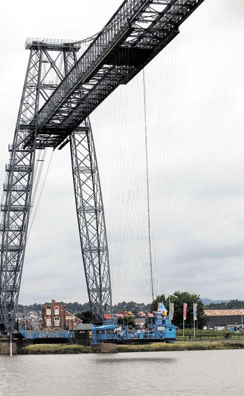 SET TO CLOSE FOR WINTER: Newport's Transporter Bridge