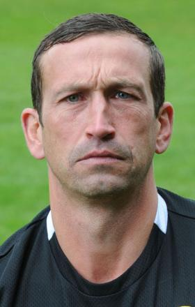 PESSIMISTIC: County boss Justin Edinburgh