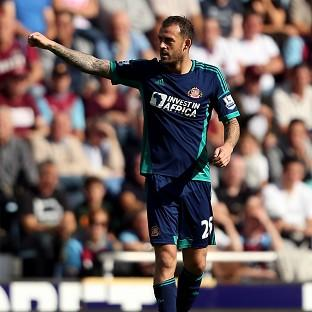 Steven Fletcher celebrates as he continued his scoring purple patch in Sunderland's draw