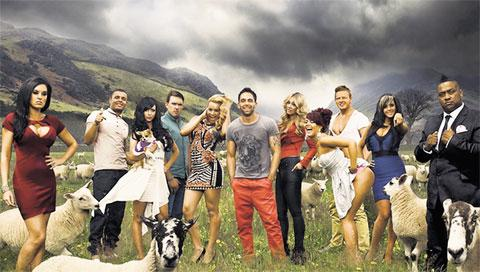 THE VALLEYS: Just don't take it seriously