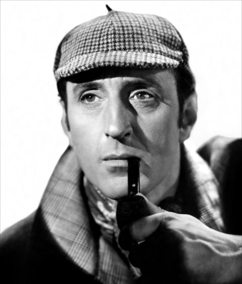 STAR OF NEWPORT STAGE? Basil Rathbone