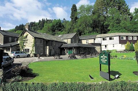 HOUSING PLAN: The Abbey Hotel, Tintern