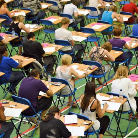 Wales could have separate exam system - report