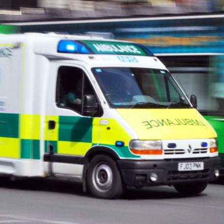 Ambulances diverted to Royal Gwent after Cardiff hit-and-run