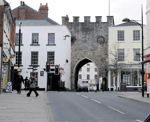 JK Rowling denies Chepstow is inspiration for new novel town