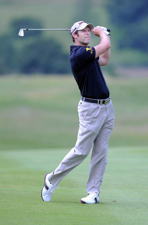 South Wales Argus: Dredge still battling to retain tour card