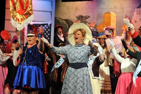 CELEBRATION: Christchurch Music Society are staging Hello Dolly as part of celebrations to mark 40 years of musical drama