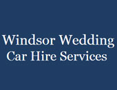 Windsor Wedding Car Hire Service