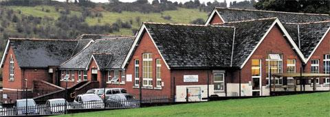 AT RISK: Pontymoile Primary School could close next year