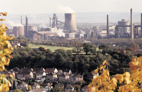 Remembering Llanwern steelworks - 50 years on