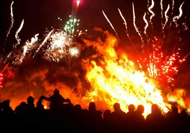 Illegal fireworks sale crackdown by police and trading standards