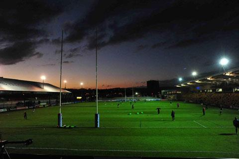 GREAT POTENTIAL: Rodney Parade could be home to a thriving region