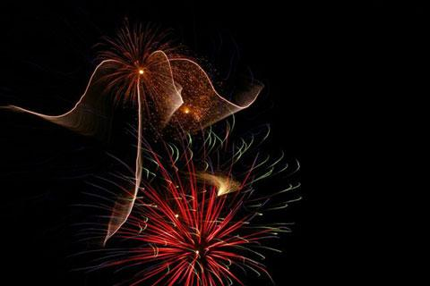 A roundup of Gwent fireworks displays on Bonfire Night