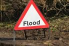 Heavy rain causes flooding and disruption across Gwent