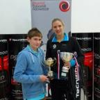 South Wales Argus: Jordan Williams Win British title