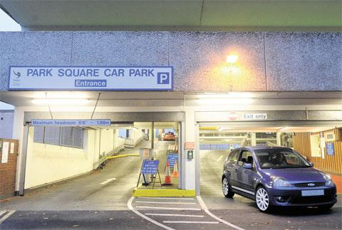 Free Newport city centre parking 'wonderful' news