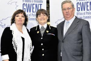 PCC ELECTIONS:  'Danger is we will have two chief constables here' – Newport MP
