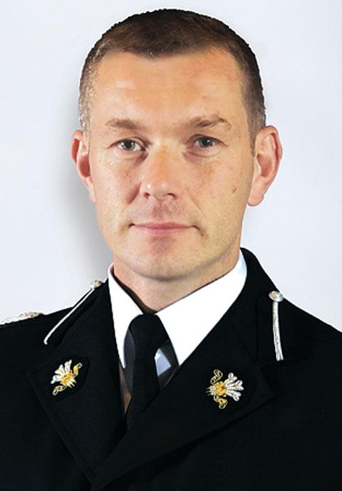 PROPOSED CANDIDATE: Gwent's temporary Chief Constable Jeff Farrar