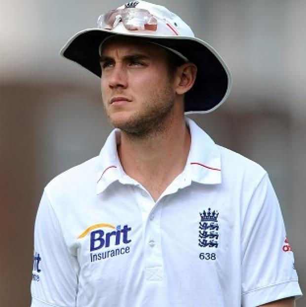 Stuart Broad has returned figures of none for 157 in the opening two Tests