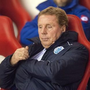 Boss Harry Redknapp insists QPR need to 'work together' to have a chance of survival