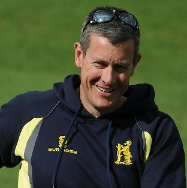 Ashley Giles has been appointed England's limited-overs coach
