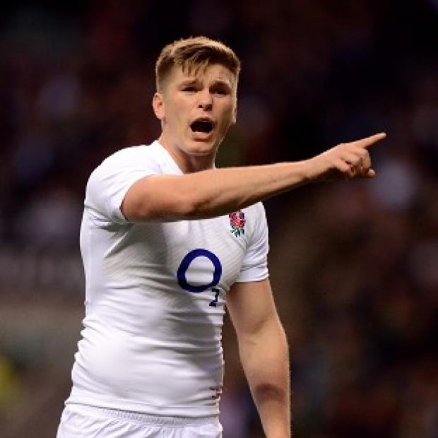 South Wales Argus: Owen Farrell has been shortlisted for the IRB player of the year
