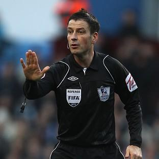 South Wales Argus: Mark Clattenburg will not be getting an apology of the Society of Black Lawyers