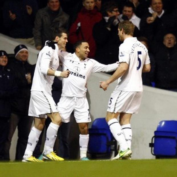 South Wales Argus: Tottenham claimed a home victory over Liverpool