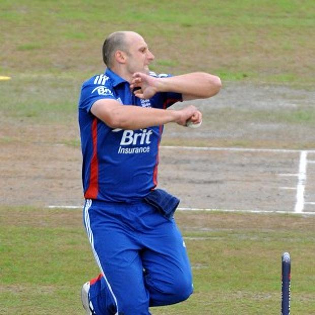 South Wales Argus: James Tredwell has been called up to England's Test squad