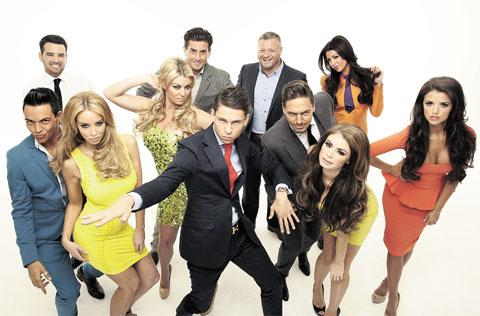 TOWIE LIVE: The worst television show ever made