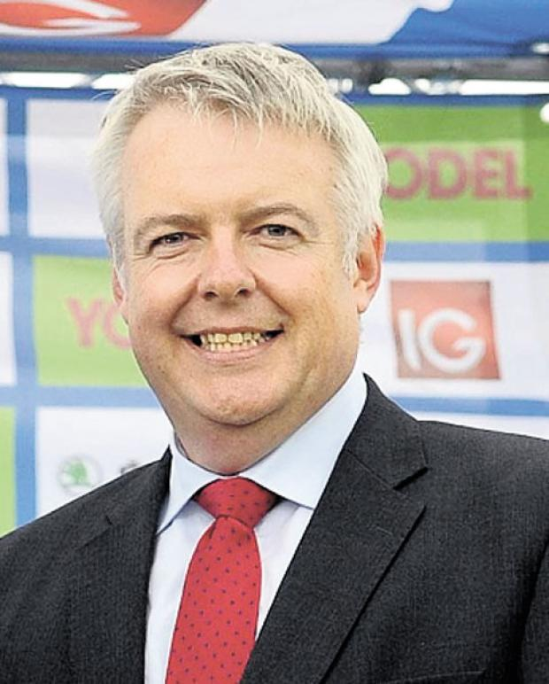 FIVE MINUTES WITH: Carwyn Jones, the first minister of Wales